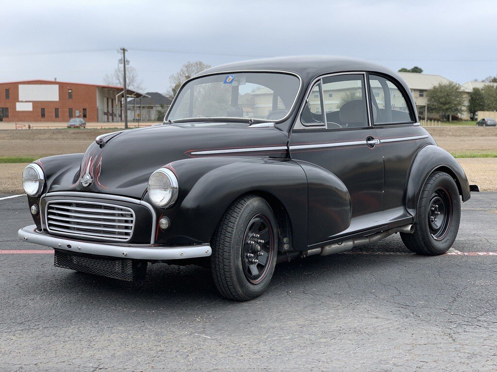 -THE BEST ON THE MARKET CLASSIC MORRIS MINOR SERVICE KIT