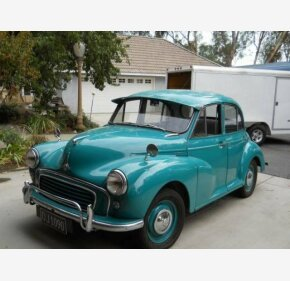 1958 Morris Minor for sale 101303122