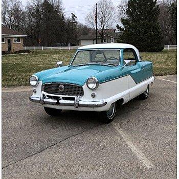 1958 Nash Metropolitan for sale 101310088