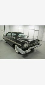 1958 Plymouth Belvedere for sale 101012800