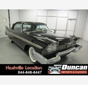 1958 Plymouth Belvedere for sale 101385157