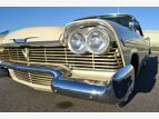 1958 Plymouth Fury for sale 101420609