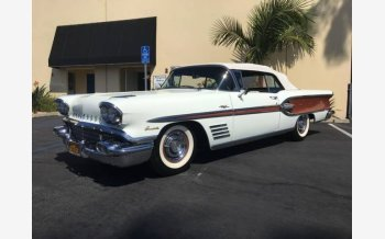 1958 Pontiac Bonneville for sale 101207761