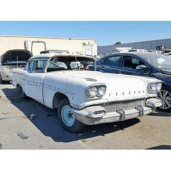 1958 Pontiac Chieftain for sale 101221359