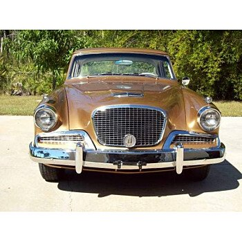 1958 Studebaker Silver Hawk for sale 100947479