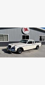 1958 Studebaker Silver Hawk for sale 101401763