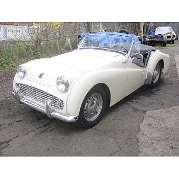 1958 Triumph TR3A for sale 101135796