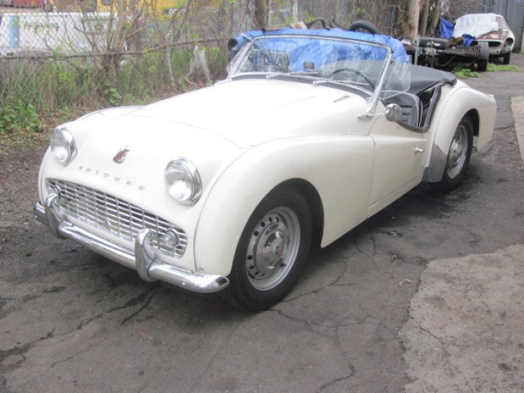 1958 Triumph TR3A for sale 101135796