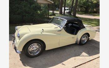 1958 Triumph TR3A for sale 101598760