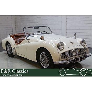 1958 Triumph TR3A for sale 101618828