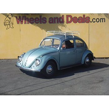 1958 Volkswagen Beetle for sale 101284607
