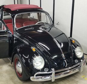 1958 Volkswagen Beetle Coupe for sale 101419043