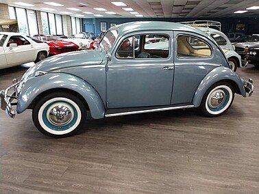 1958 Volkswagen Beetle for sale 101560963