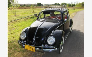 1958 Volkswagen Beetle Coupe for sale 101603944