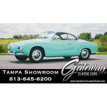 1958 Volkswagen Karmann-Ghia for sale 101203081