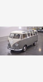 1958 Volkswagen Vans for sale 101231213