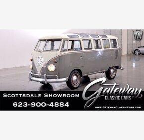 1958 Volkswagen Vans for sale 101418077