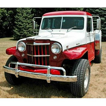 1958 Willys Pickup for sale 101395010