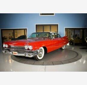 1959 Cadillac Classics For Sale Classics On Autotrader