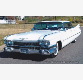1959 Cadillac De Ville for sale 101068202