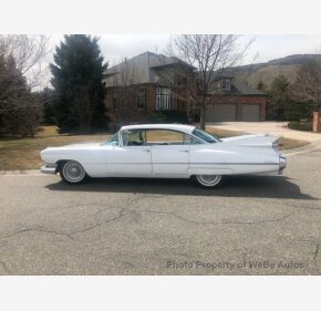 1959 Cadillac De Ville for sale 101116519
