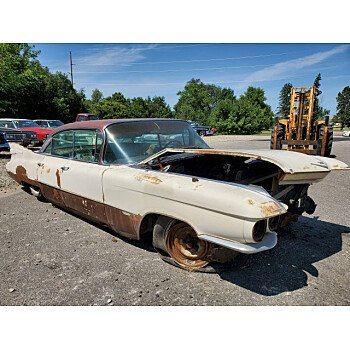 1959 Cadillac De Ville for sale 101177845
