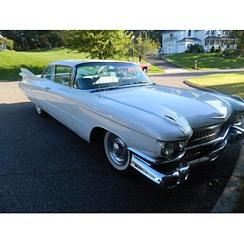 1959 Cadillac De Ville for sale 101216947