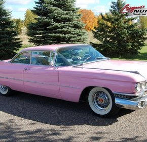 1959 Cadillac De Ville for sale 101223362