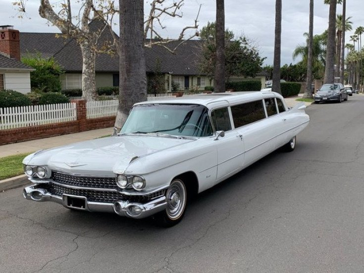 1959 Cadillac Fleetwood for sale 101377689