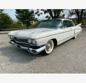 1959 Cadillac Fleetwood for sale 101384111