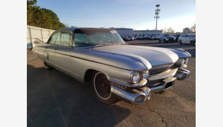 1959 Cadillac Fleetwood for sale 101406689