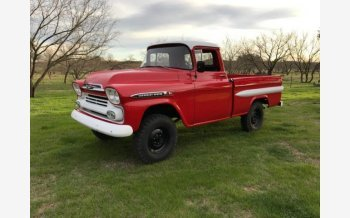 1959 Chevrolet 3100 for sale 101073357