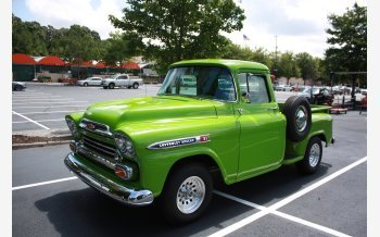 1959 Chevrolet 3100 for sale 101626491