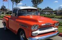1959 Chevrolet Apache for sale 101001029