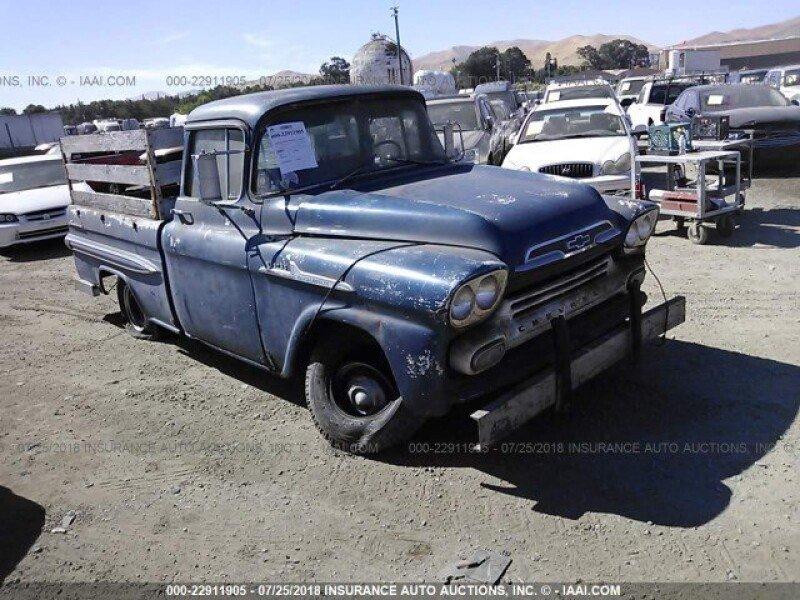 Chevrolet Apache Classics For Sale Classics On Autotrader