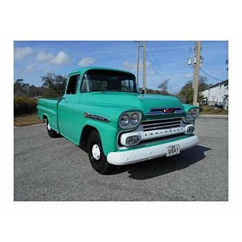 1959 Chevrolet Apache for sale 101027939