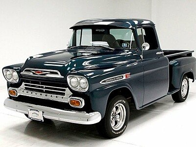 1959 Chevrolet Apache for sale 101216719