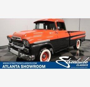 1959 Chevrolet Apache for sale 101291489