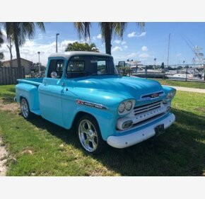 1959 Chevrolet Apache for sale 101339695