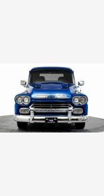 1959 Chevrolet Apache for sale 101399986
