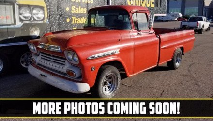 1959 Chevrolet Apache for sale 101402151