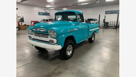 1959 Chevrolet Apache for sale 101404912
