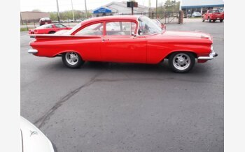 1959 Chevrolet Bel Air for sale 100780600