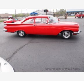 1959 Chevrolet Biscayne for sale 100780600