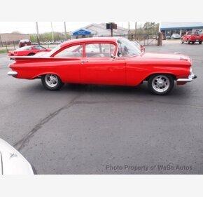 1959 Chevrolet Biscayne for sale 100780600