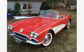 1959 Chevrolet Corvette for sale 100824550