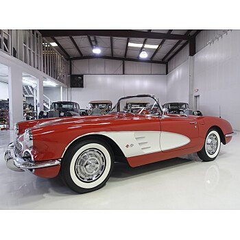 1959 Chevrolet Corvette for sale 101094855