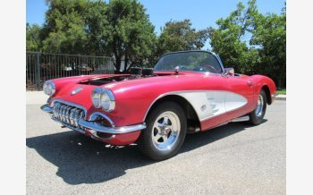 1959 Chevrolet Corvette for sale 101004546