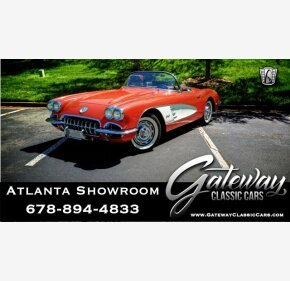 1959 Chevrolet Corvette for sale 101128514