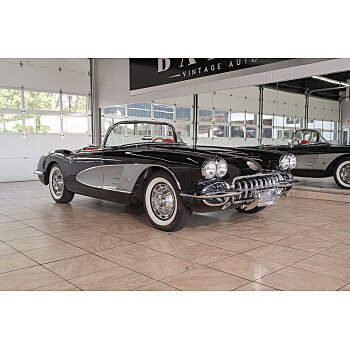 1959 Chevrolet Corvette Convertible for sale 101181878